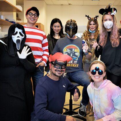 Halloween  (October 30, 2020)